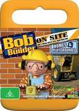 Bob The Builder On Site: Homes & Playgrounds on DVD