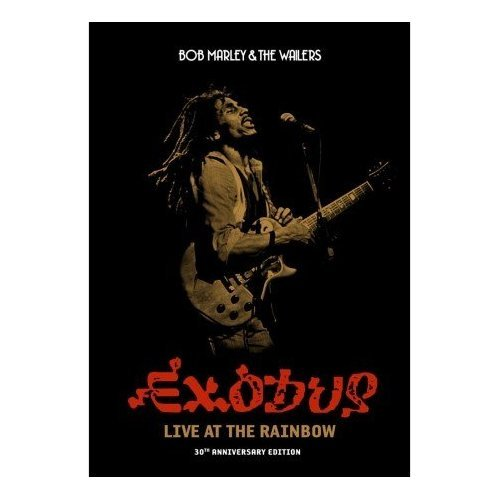 Bob Marley And The Wailers - Exodus: Live At The Rainbow - 30th Anniversary Edition on DVD