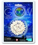 4M Glow In The Dark - Mini Stars Blue