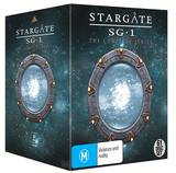 Stargate SG-1 - The Complete Series DVD