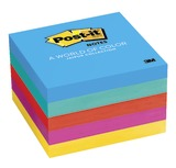 Post-it Notes 654 Jaipur - 100shts/pad (Pkt 5)