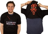 Star Wars - Darth Maul Reveal T-Shirt (Small)