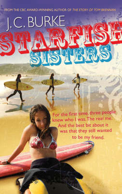 Starfish Sisters by J.C. Burke image