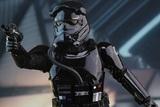 "Star Wars: The Force Awakens - 12"" First Order Tie Pilot Figure"
