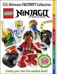 Ultimate Factivity Collection: Lego Ninjago by DK