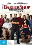 Barbershop: The Next Cut on DVD