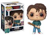 Stranger Things - Steve (with Bat) Pop! Vinyl Figure (LIMIT - ONE PER CUSTOMER)