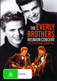 The Everly Brothers Reunion Concert: Live at The Royal Albert Hall on DVD