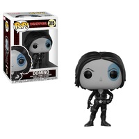 Deadpool - Domino Pop! Vinyl Figure image