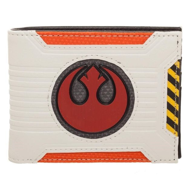Star Wars: Rebel Chrome Weld - Bifold Wallet