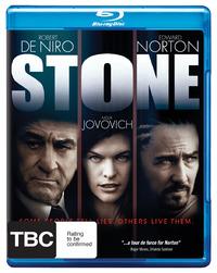 Stone on Blu-ray