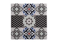 Maxwell & Williams: Medina Ceramic Square Tile Trivet - Malaga (20cm)