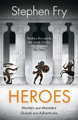 Heroes by Stephen Fry image