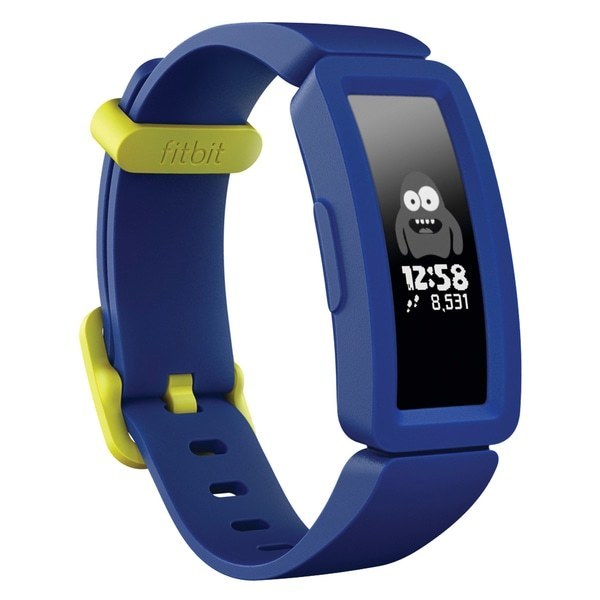 Fitbit Ace 2 Kid's Activity Tracker - Night Sky/Neon Yellow
