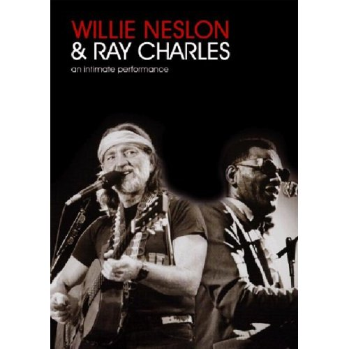 Willie Nelson and Ray Charles - An Intimate Performance on DVD image