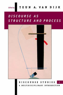 Discourse as Structure and Process: v. 1 image