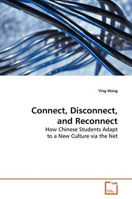 Connect, Disconnect, and Reconnect by Ying Wang image