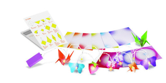 4M: Make Your Own Beautiful Origami Lights image