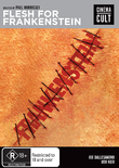 Andy Warhol's Flesh For Frankenstein on DVD