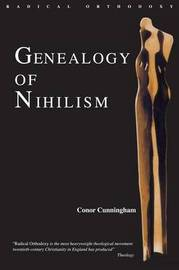 Genealogy of Nihilism by Conor Cunningham image