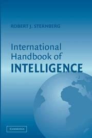 International Handbook of Intelligence image