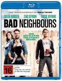 Bad Neighbours on Blu-ray