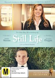 Still Life on DVD image