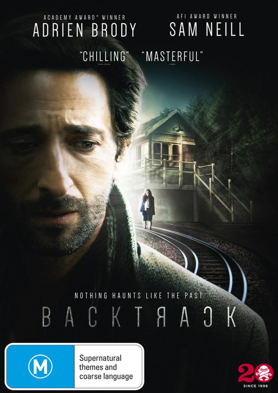 Backtrack on DVD