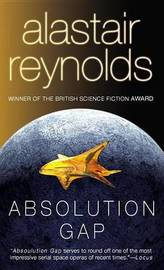Absolution Gap by Alastair Reynolds image