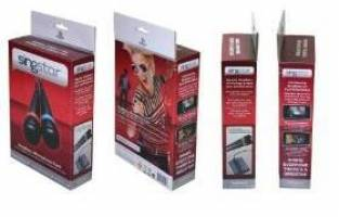SingStar Wired Microphone Pack (bagged) for PlayStation 2 image