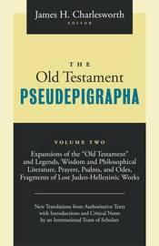 The Old Testament Pseudepigrapha: v. 2 image