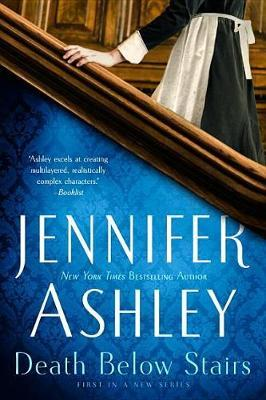 Death Below Stairs by Jennifer Ashley image