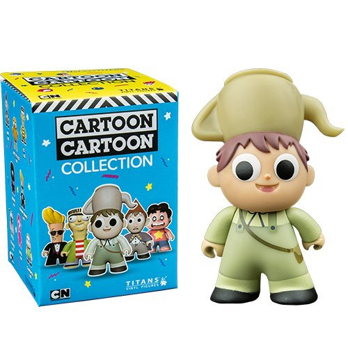 Cartoon Network: Series 2 - Titans Vinyl Figures (Blind Box)