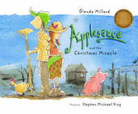 Applesauce and the Christmas Miracle by Glenda Millard image