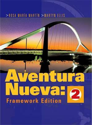 Aventura Nueva: Bk. 2 by Martyn Ellis