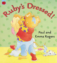 Ruby's Dressed! by Paul Rogers image
