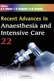 Recent Advances in Anaesthesia and Intensive Care: Volume 22