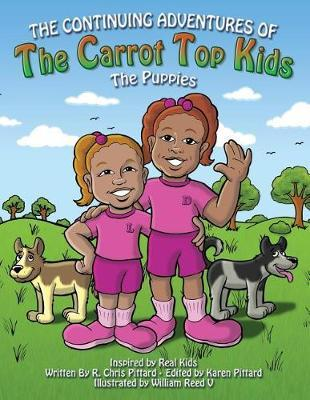 Continuing Adventures of the Carrot Top Kids by Chris Pittard image