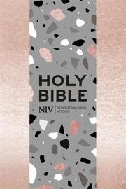 NIV Pocket Rose Gold Soft-tone Bible with Zip by New International Version
