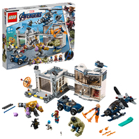 LEGO Super Heroes: Avengers - Compound Battle (76131)