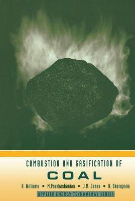 Combustion and Gasification of Coal by A Williams image