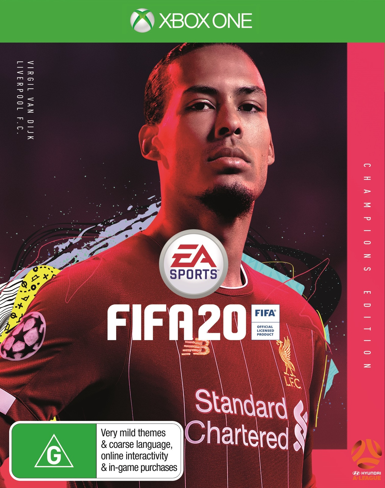 FIFA 20 Champions Edition for Xbox One image