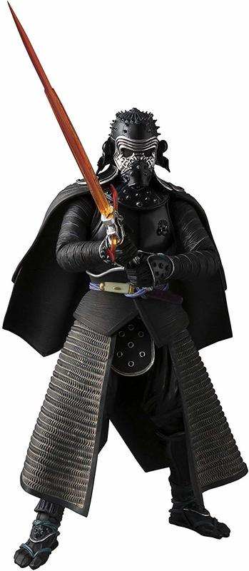 Meisho Movie Realization: Samurai Kylo Ren - Action Figure