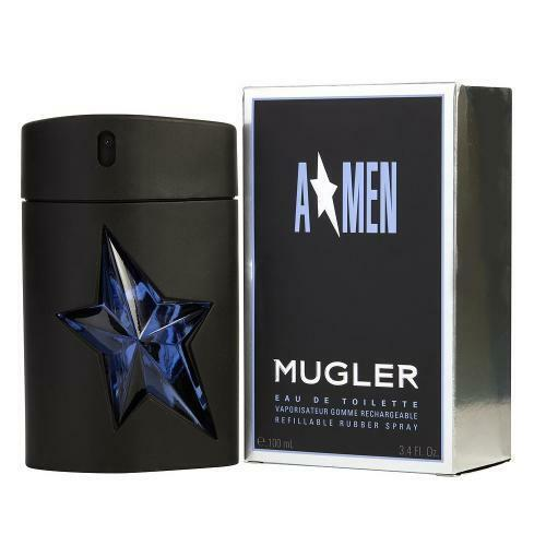 Thierry Mughler: A*Men Refillable Rubber Flask Fragrance (EDT, 100ml)