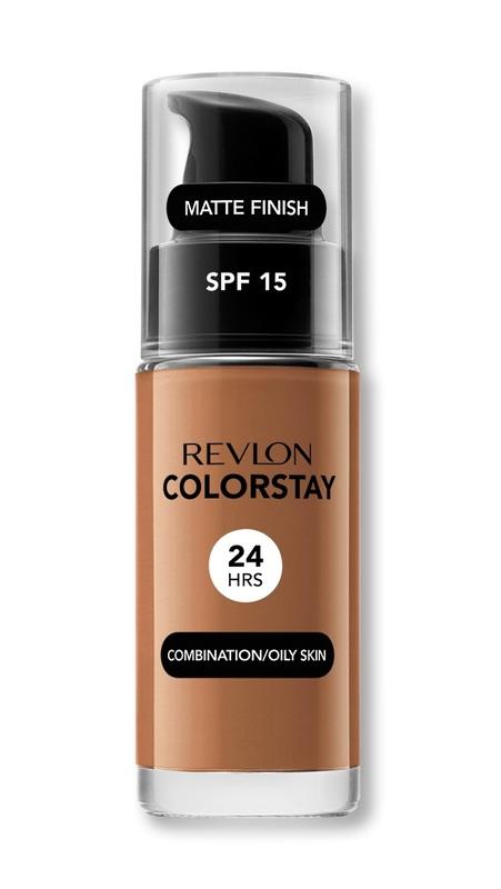 Revlon: Colorstay Foundation - Mahogany