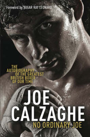 No Ordinary Joe by Joe Calzaghe image
