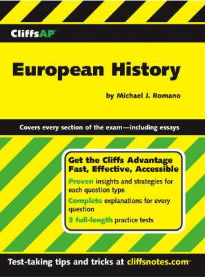 European History by Michael J. Romano image