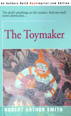The Toymaker by Robert Arthur Smith image
