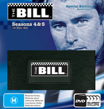 Bill, The - Seasons 4 And 5 (12 Disc Super Wallet) on DVD