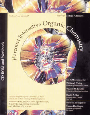 Interactive Organic Chemistry by William Vining (University of Massachusetts, USA) image